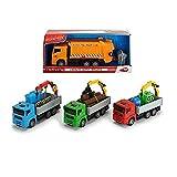 Dickie Toys 203744003 Heavy City Truck, Fahrzeug