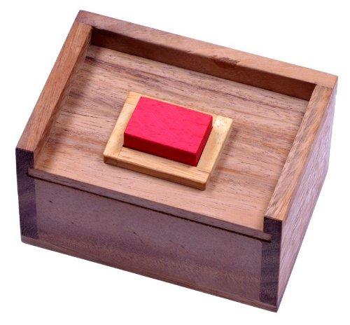 preisvergleich der rote stein 3d puzzle denkspiel knobelspiel willbilliger. Black Bedroom Furniture Sets. Home Design Ideas