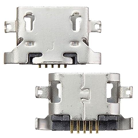BisLinks® Micro USB Jack Charging Connecteur Port Pour Moto G G4 4th Gen Generation XT1622