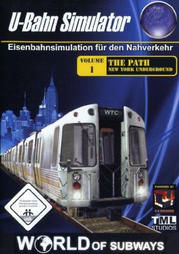 Preisvergleich Produktbild U-Bahn Simulator - Vol. 1 New York Underground - The Path