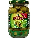 Olives vertes entières Manzalina - ( Prix Unitaire ) - Envoi Rapide Et Soignée