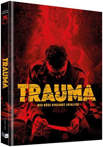 Trauma - Das Böse verlangt Loyalität - Mediabook - Cover A - 2-Disc Uncut Collector's Edition - Limitiert auf 333 Stück [Blu-ray]
