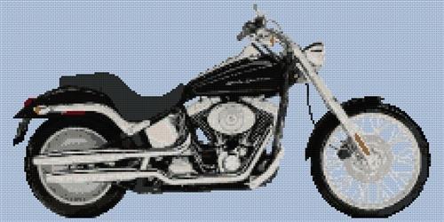 Moto Harley Davidson Deuce Wkd