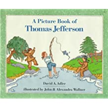 A Picture Book of Thomas Jefferson by David A. Adler (1990-03-01)
