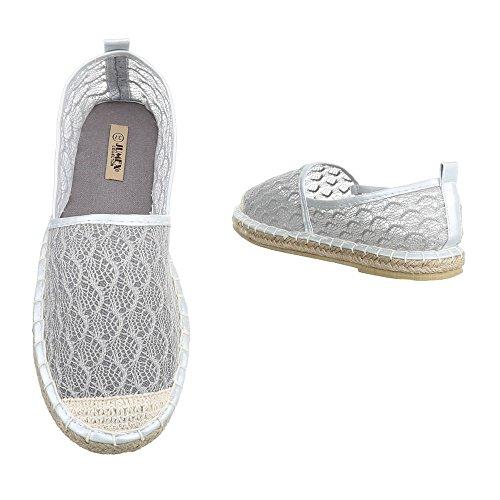 design E Femininos Baixa Sapatos Sapatos Italiano Arejados top Cinza Chinelo Baixo Leves Luz Zy9006 De wX8nn1q