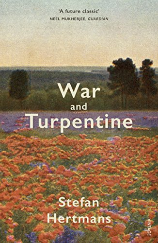 War and Turpentine (English Edition) par Stefan Hertmans