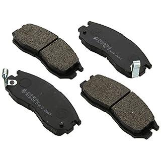 ABS All Brake Systems bv 36763 Bremsbeläge - (4-teilig)
