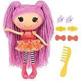 Lalaloopsy - Loopy Hair Peanut Big Top, muñeca de trapo (Bandai 22072)