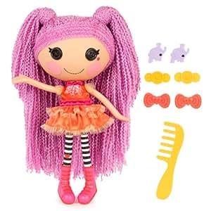 Lalaloopsy Lalaloopsy Loopy Hair Doll Peanut Big Top