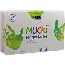MUCKI - Juego para pintar con los dedos