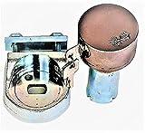 KLOSE besser 547Fortress Schlüsseln verschiedene für Vorhang Rollstuhl und Schwingtore, Stahl