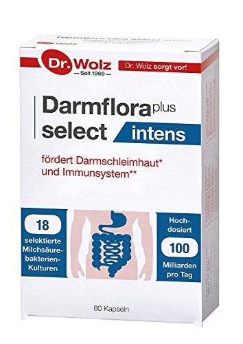 Dr. Wolz - Darmflora Plus Select Intens (80 Kapseln)