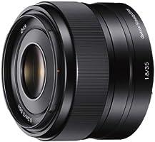 Sony Objectif SEL-35F18 Monture E APS-C 35 mm F1.8