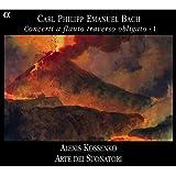 C.P.E. Bach: Concerti a flauto traverso obligato - I