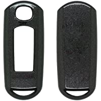 Metálico Pintura Key Case Carcasa fit para Mazda Smart Key 0531