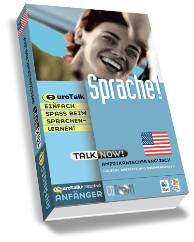 Talk Now! Amerikanisches Englisch, 1 CD-ROM Häufige Begriffe und Redewendungen. Für Windows 98/NT/2000/ME/XP und Mac OS 8.6 und höher