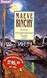 Echo vergangener Tage - Maeve Binchy