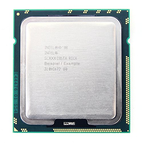 Intel Xeon E5540 SLBF6 2.53GHz/8MB/5.86GT/s Sockel/Socket LGA1366 Quad Core CPU (Generalüberholt)