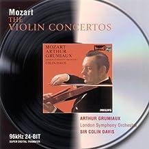 Mozart : Les concertos pour violon - Sonates pour violon K 454 & 526