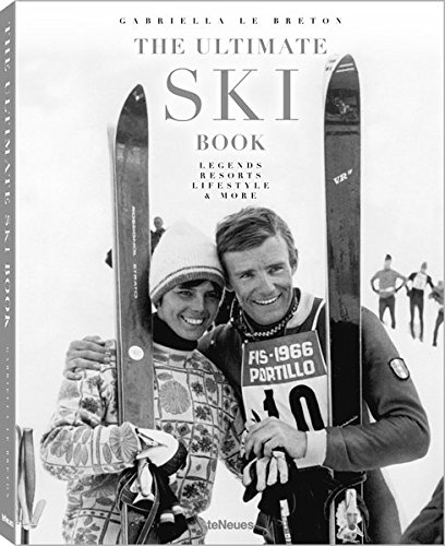 THE ULTIMATE SKI BOOK por GRABRIELLA LE BRETON