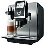 Jura Impressa Z9 One Touch TFT Coffee Machine, Chrome