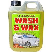 SILVERHOOK SGWW5RA Concentrated Wash/Wax Car Shampoo, 5 Liter preiswert