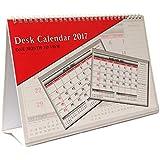 2016 Arpan una vista mensual calendario de escritorio con bloc de notas