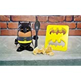 Batman Eierbecher und Toastschneider