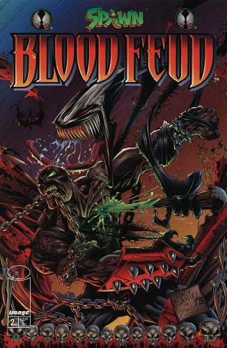 Spawn Blood Feud #2