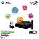 #6: My Box FTA Set Top Box + Terabyte 500MB Mini Wireless USB Adapter