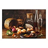 Bilderwelten Spritzschutz Glas - Düfte beim Kochen - Quer 2:3, Größe HxB: 40cm x 60cm