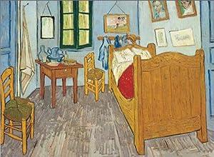Editions Ricordi 0901N15708-Black Van Gogh la Chambre de v.g. 1500Piezas Puzzle