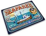 Joseph Joseph Worktop Saver, Seafarer Sardine Can - 20 x 30cm