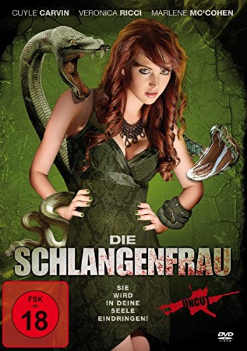 Die Schlangenfrau - Uncut US-Version