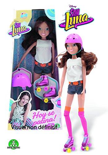 Soy luna bambola 29 cm con accessori