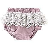 Escritos del cordón del bebé - Bloomers, bragas, cubierta del pañal, pantalones, pantalones cortos de las muchachas infantiles - Highdas