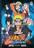 Naruto - Agenda Scolaire 2015/2016