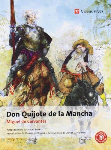 Don Quijote de La Mancha, ESO. Material auxiliar (Clásicos Adaptados)