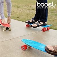 Skateboard Fish Boost Board (4 ruote) - Assortiti Skateboard