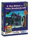 TKKG 4: Das Rätsel der Villa Drachenkralle - Tivola