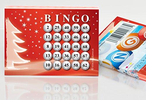 100-groe-Bingokarten-fr-die-Weihnachtsfeier-25-aus-75-Zahlen