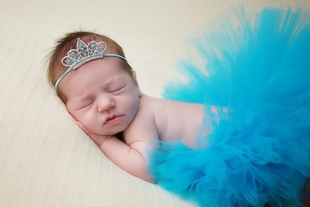 TININNA bambino Fotografia Prop Newborn ragazze Tutu Vestito skirt Suit Fascia Hairband Impostato Bl