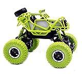 #7: Protokart Dirt Drift Waterproof Remote Controlled Rock Crawler Rock Monster Truck - Black