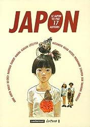 Japon - Le Japon vu par 17 auteurs