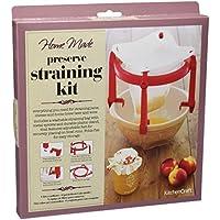 Kitchen Craft Kit colino per marmellata