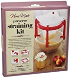 Kitchen Craft Home Made Jam Straining Kit