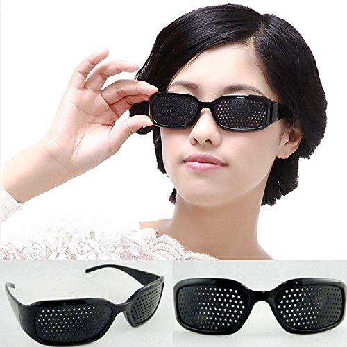 GKA Rasterbrille Ayurveda-Brille Sehkorrektur Augentraining Sehhilfe
