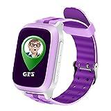 S18 GPS Smart phone Watch kids Children baby GPS LBS Locator Tracker SOS