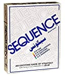 TanMan Sequence Travel Board Card Game - an Exciting Game of Strategy