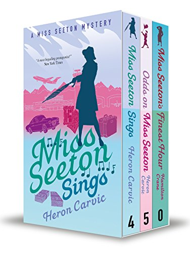 Crane Hamilton (The Miss Seeton Series: Books 4-5 and Prequel (A Miss Seeton Mystery))